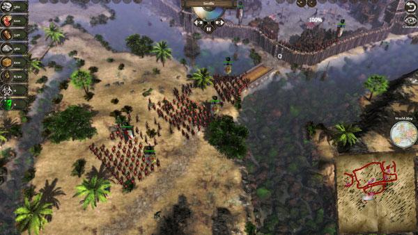 瘟疫:王国战争截图2