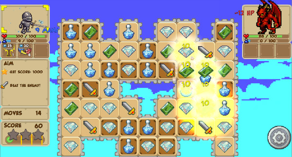 命运宝石:迷人的国王截图4