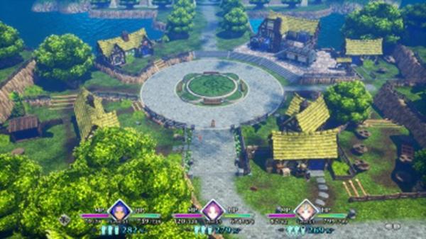 圣剑传说3重制版第一人称MOD截图0