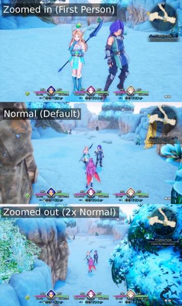 圣剑传说3重制版第一人称MOD截图2