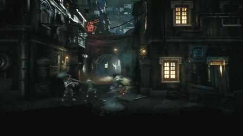 《暗影火炬》游戏截图5