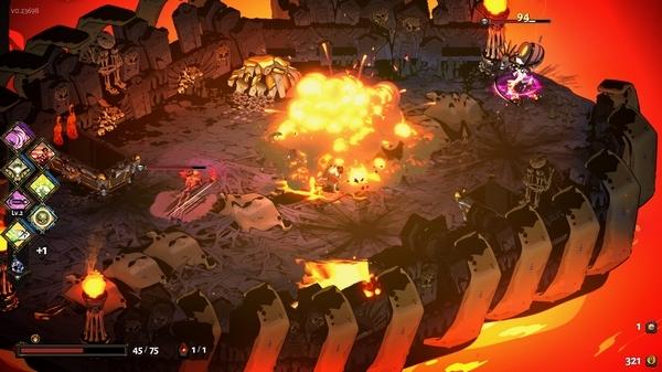 哈迪斯杀出地狱游戏图片2