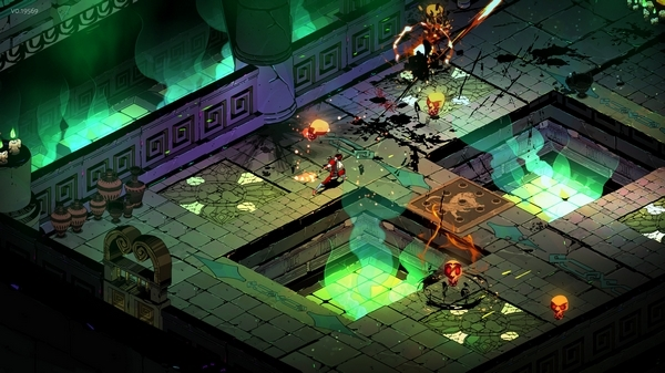 哈迪斯杀出地狱游戏图片3