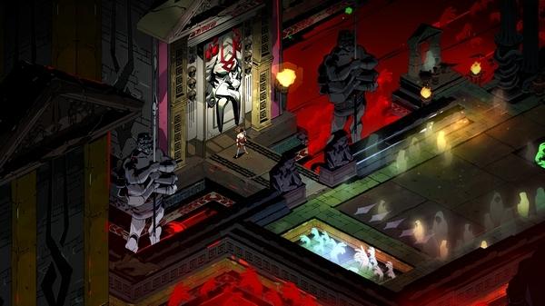 哈迪斯杀出地狱游戏图片4