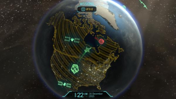 幽浮未知敌人游戏截图