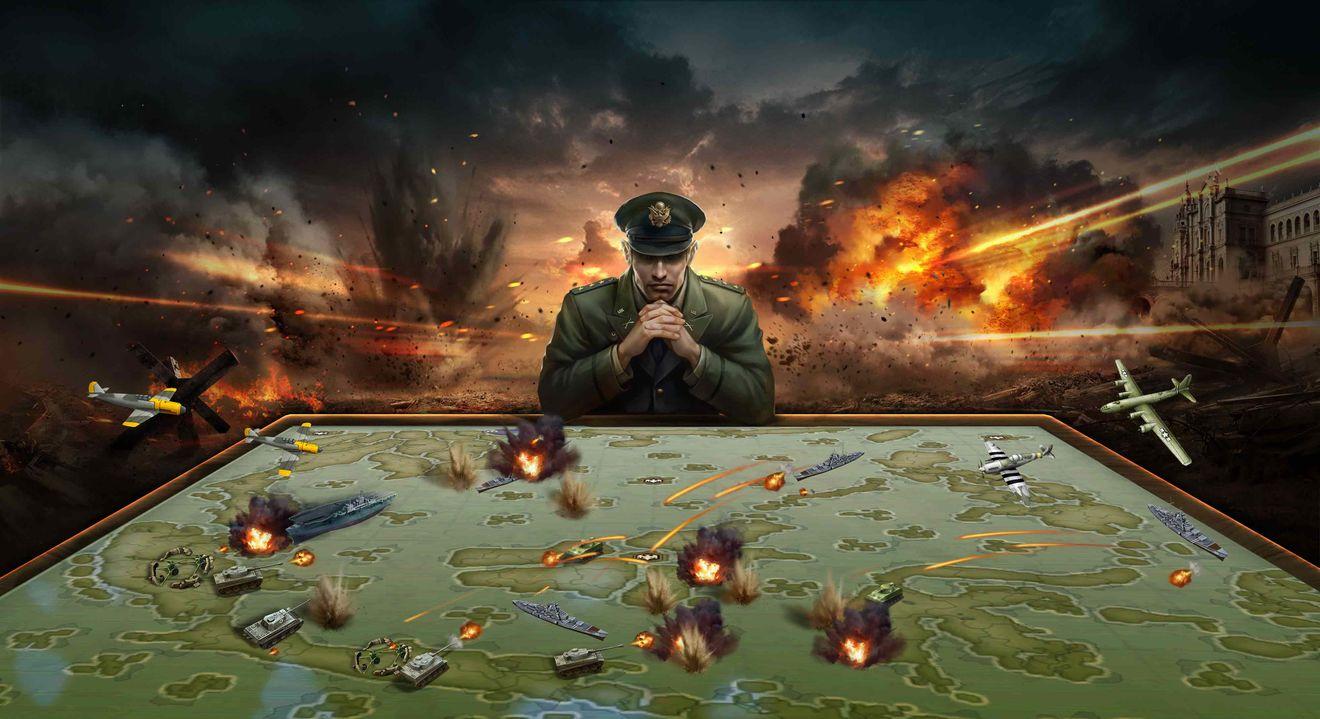 二战风云游戏截图1