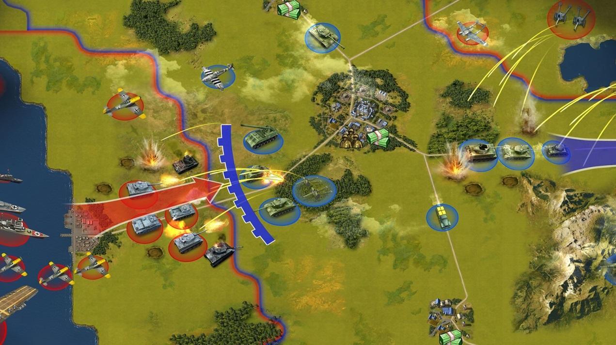 二战风云游戏截图2