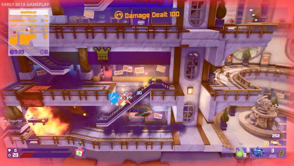 《百战天虫:大混战》游戏截图3
