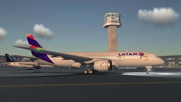 模拟航空飞行2020游戏截图1