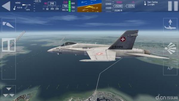 模拟航空飞行2020游戏截图4