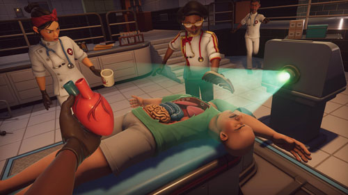 《外科模拟2》游戏截图1