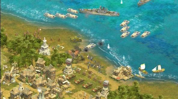 帝国时代4国家的崛起游戏截图1