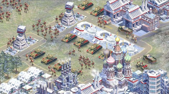 帝国时代4国家的崛起游戏截图2
