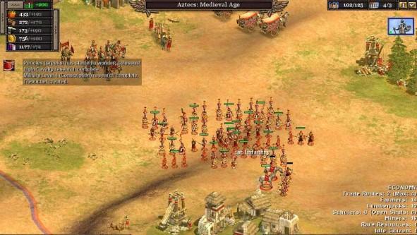 帝国时代4国家的崛起游戏截图3