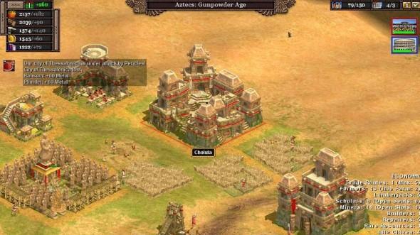 帝国时代4国家的崛起游戏截图4
