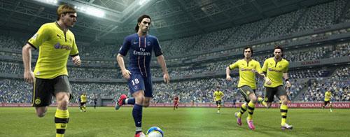 实况足球2013游戏截图