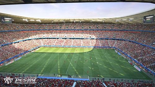 实况足球2014决战世界杯游戏截图2
