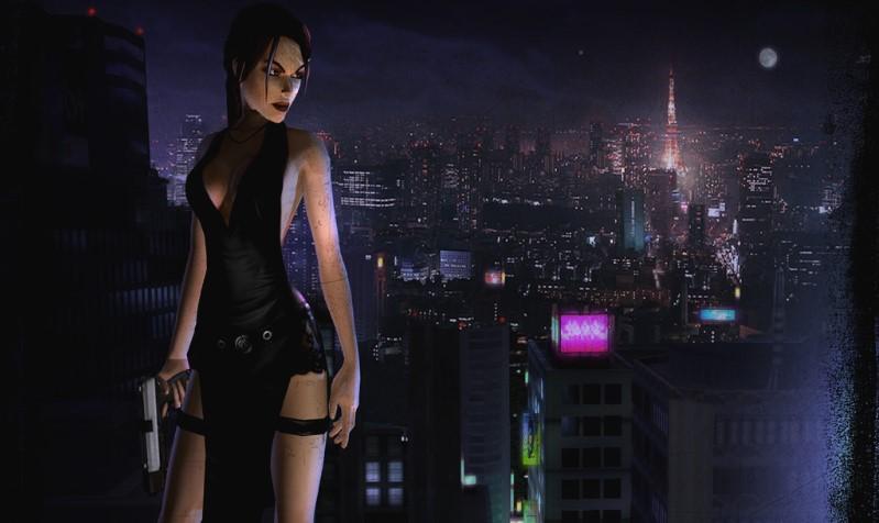 古墓丽影7游戏宣传图5