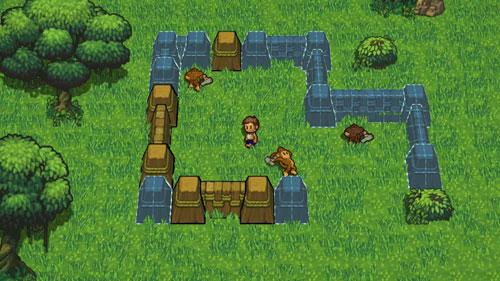 《岛屿生存者》游戏截图1