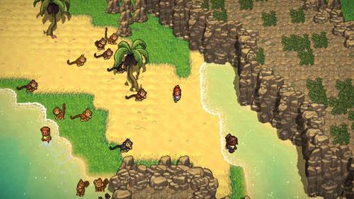 《岛屿生存者》游戏截图2