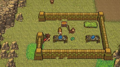 《岛屿生存者》游戏截图3