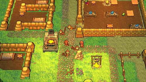 《岛屿生存者》游戏截图4