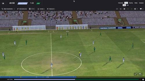 足球经理2014游戏截图5