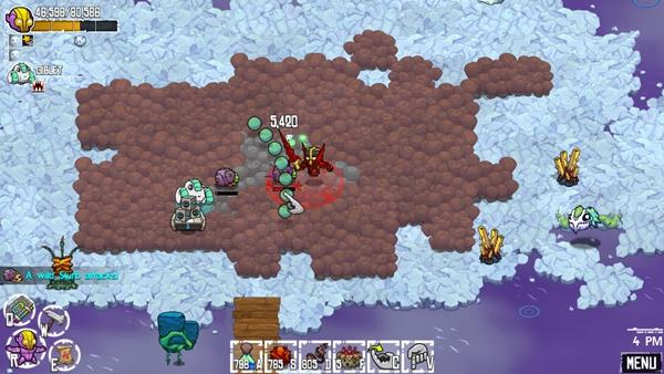 崩溃大陆游戏图片5