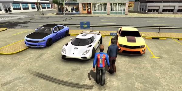 停车场多人游戏2