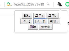 马甲Chrome插件图片