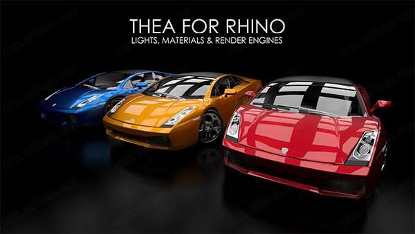 Thea For Rhino图片