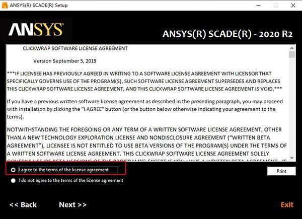 ANSYS SCADE Suite安装方法3