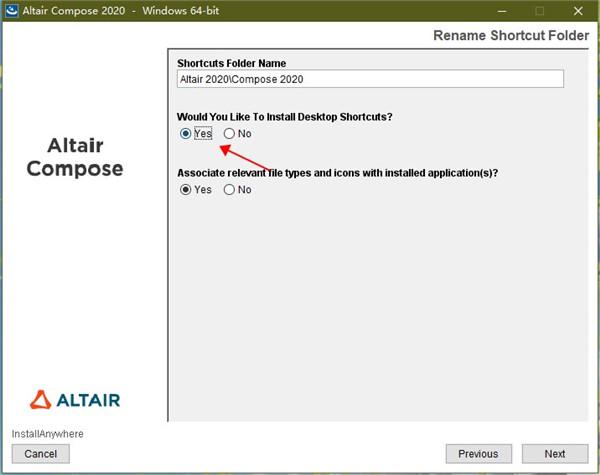 Altair Compose安装方法4