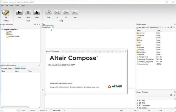 Altair Compose安装方法7