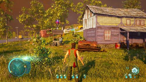毁灭全人类重制版游戏截图