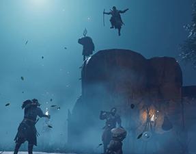 《对马之魂》最新宣传片公布 尽显绝美游戏背景