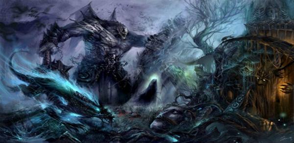 魔兽争霸3猎魔之魔族入侵截图0