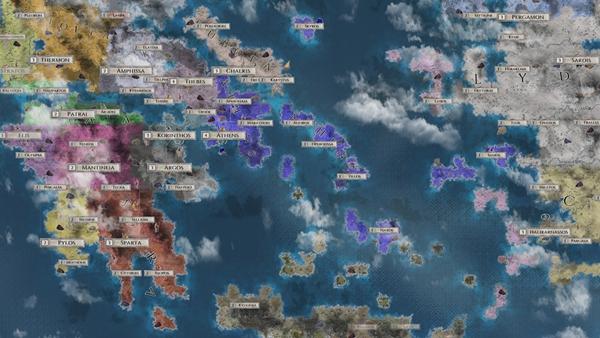 帝权:希腊战争截图0