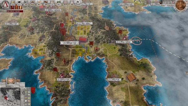 帝权:希腊战争截图1