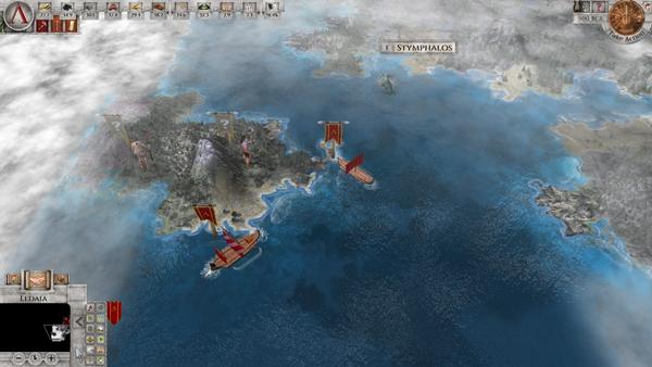 帝权:希腊战争截图4