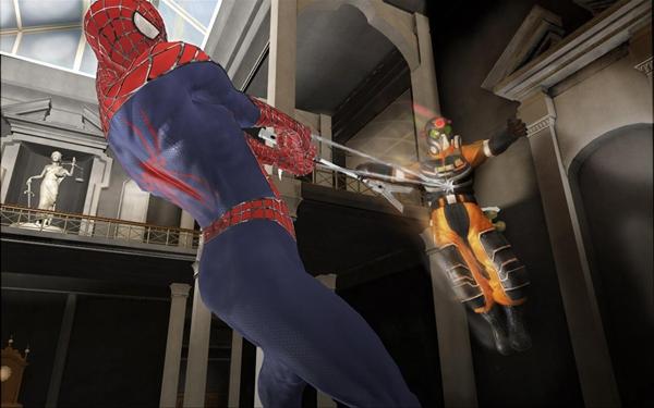 蜘蛛侠3单机版截图0