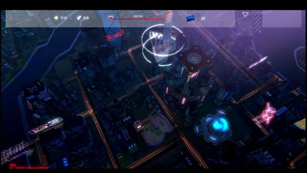 影子游戏:星城行动截图1