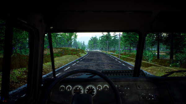 越野运输模拟截图2