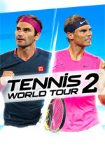 �W球世界巡回�2(Tennis World Tour 2)PC中文版