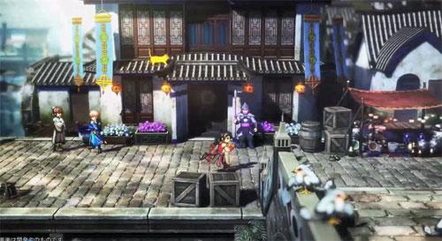 《百英雄传》游戏截图2