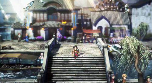 《百英雄传》游戏截图3