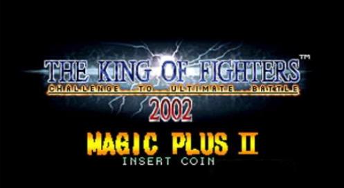 拳皇2002魔法加强版2图片