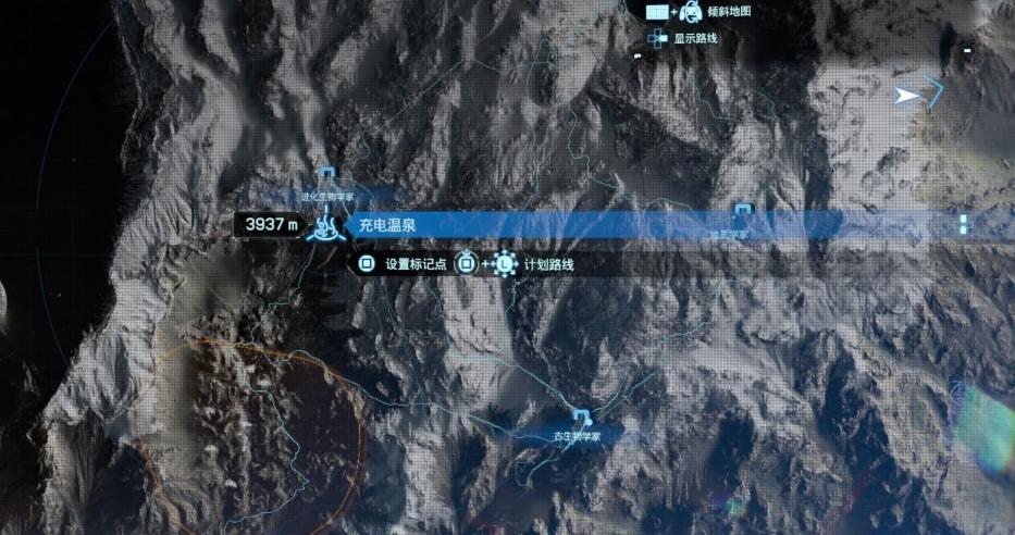 死亡搁浅地图截图7