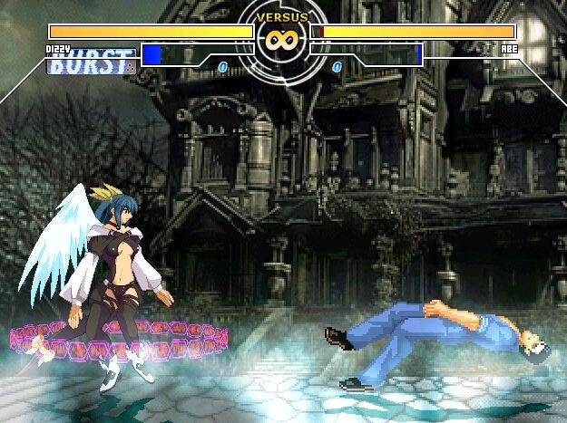 全女格斗游戏截图4
