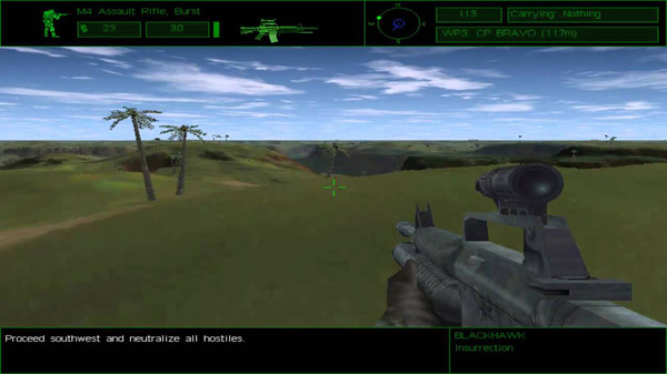 三角洲特种部队游戏截图